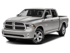 Used 2016 Ram 1500 SLT Pick UP 1C6RR7LT6GS308212 308212A in Clayton, GA