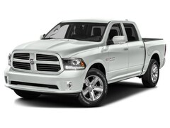 Used 2016 Ram 1500 4WD Crew Cab 149 SLT for sale in Henderon, KY at Audubon Chrysler Center