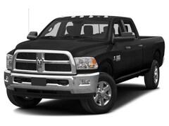 2016 Ram 3500 Big Horn Truck Crew Cab