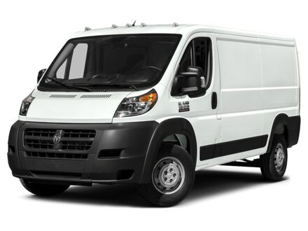 2016 Ram ProMaster 1500 Low Roof Van