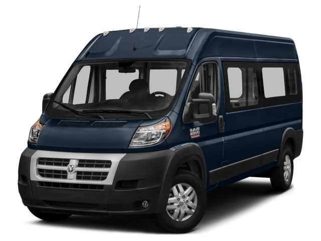2016 Ram ProMaster 2500 Window Van High Roof Van