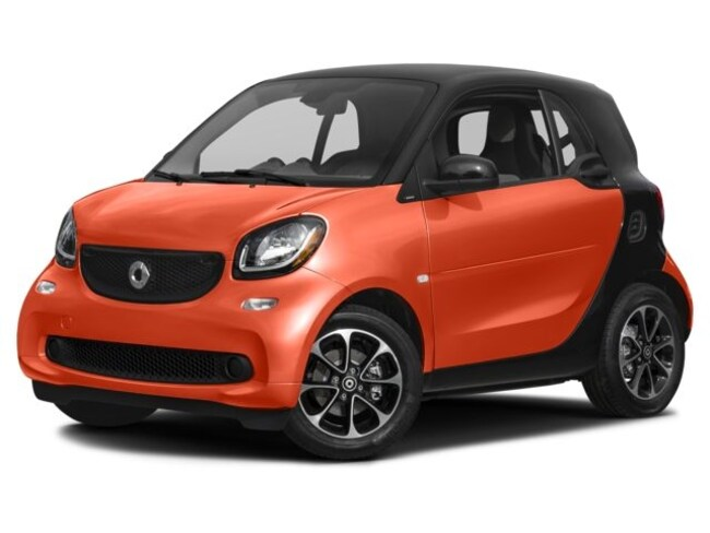 Used 2016 smart fortwo Passion 2dr Cpe Coupe for sale in Fort Myers, FL