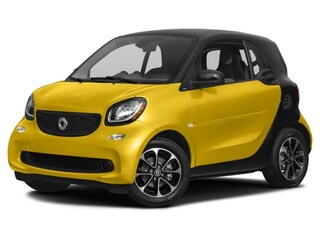 Pre-Owned 2016 smart fortwo Coupe near Boston
