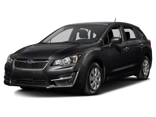 2016 Subaru Impreza 2.0i 5dr Sedan