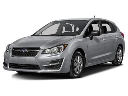 2016 Subaru Impreza Wagon 2.0i CVT 2.0i