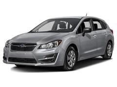 Used 2016 Subaru Impreza 2.0i Hatchback Concord New Hampshire