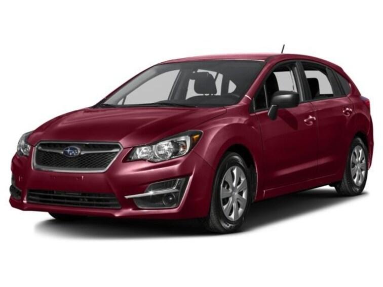 Used 2016 Subaru Impreza 5dr CVT 2.0i 5-door in Knoxville TN