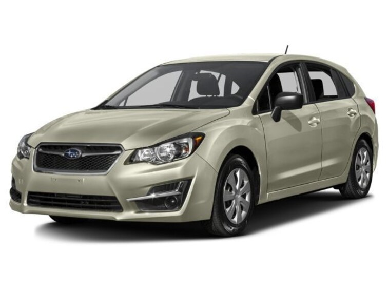 Used 2016 Subaru Impreza 2.0i Hatchback For Sale Nashua New Hampshire