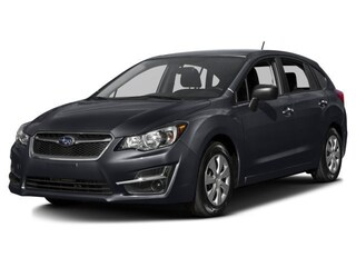 Certified Pre Owned 2016 Subaru Impreza 2.0i Premium 5-door JF1GPAB69G8260366 for Sale in Victor near Rochester, NY