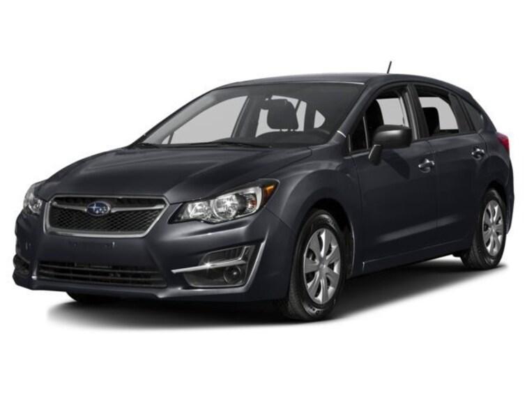 Used 2016 Subaru Impreza 2.0i Premium Hatchback for sale in Cincinnati OH