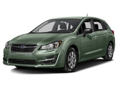 Certified Used 2016 Subaru Impreza 2.0i Premium Hatchback for Sale in Jenkintown