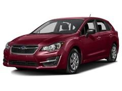 Used 2016 Subaru Impreza Hatchback Pittsburgh Pennsylvania
