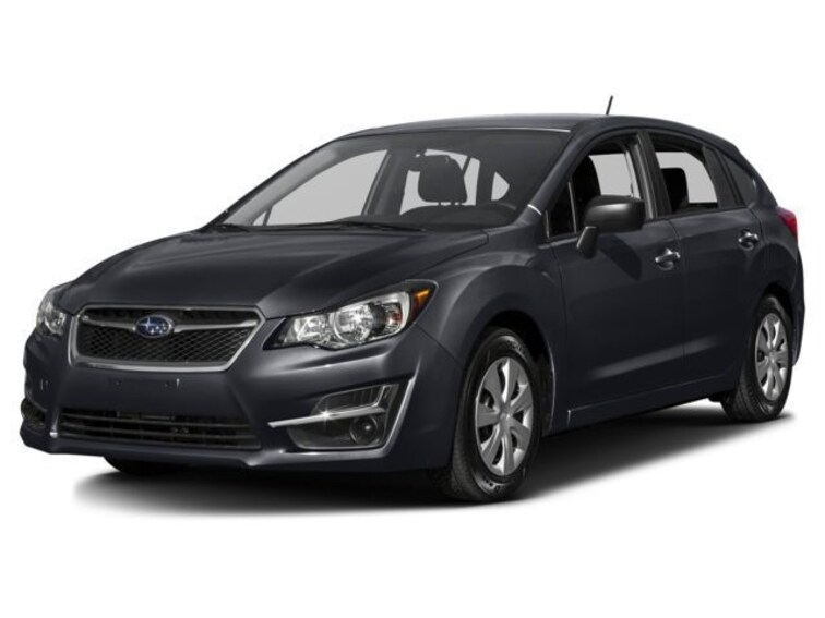 2016 Subaru Impreza 2.0i Limited 5-door