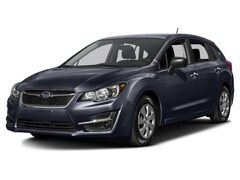 Used 2016 Subaru Impreza CVT 2.0i Sport Premium 5-door 6D12079A for sale in Brooklyn Park, MN
