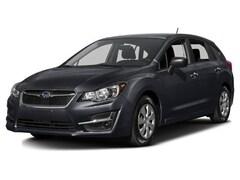 2016 Subaru Impreza Wagon 2.0i Sport Limited 5-door