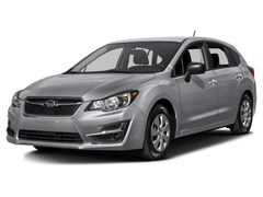 Used 2016 Subaru Impreza 5dr CVT 2.0i Sport Limited Car GreatFalls, MT