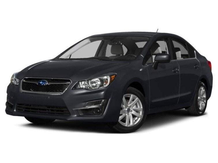 2016 Subaru Impreza 4dr Man 2.0i Car
