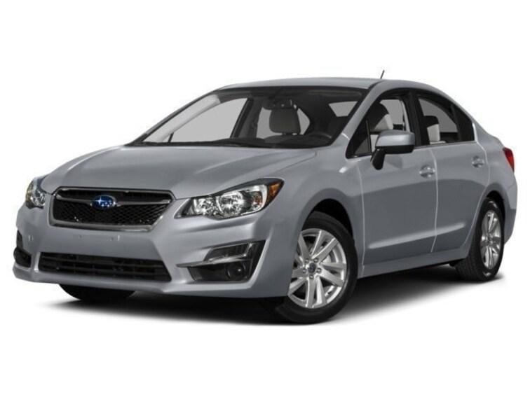 Used  2016 Subaru Impreza 4 Door 2.0i Sedan in South Portland Maine