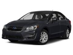 Used 2016 Subaru Impreza Sedan Nashua New Hampshire