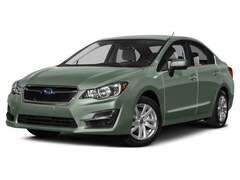 Used 2016 Subaru Impreza Sedan Pittsburgh Pennsylvania
