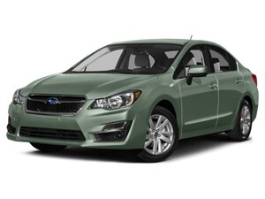 2016 Subaru Impreza 2.0i 4dr