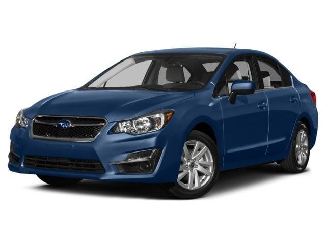 2016 Subaru Impreza Sedan 2.0I CVT 2.0i