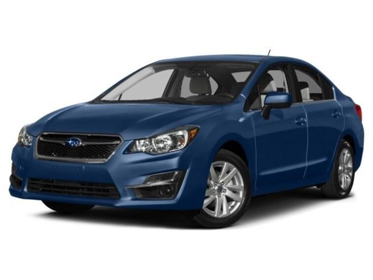 Used 2016 Subaru Impreza 2.0i Sedan For Sale  Parkersburg, WV