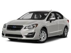 2016 Subaru Impreza 2.0i Sedan