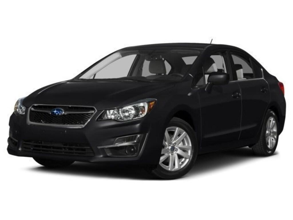 Used 2016 Subaru Impreza For Sale In Franklin Pa Near Oil City Titusville Clairion Pa Vin Jf1gjab64gh015718