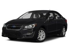 Used 2016 Subaru Impreza 2.0i Premium Sedan Kingston NY