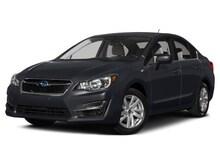2016 Subaru Impreza 2.0i Premium 4dr Sedan