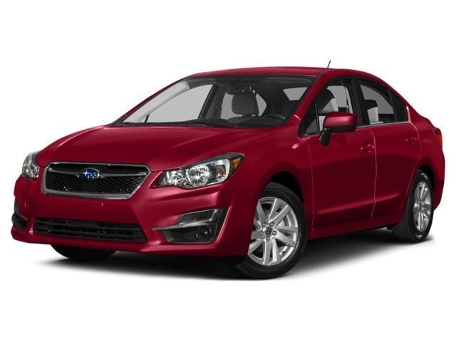 New 2016 Subaru Impreza 2.0i Premium Sedan Buffalo NY