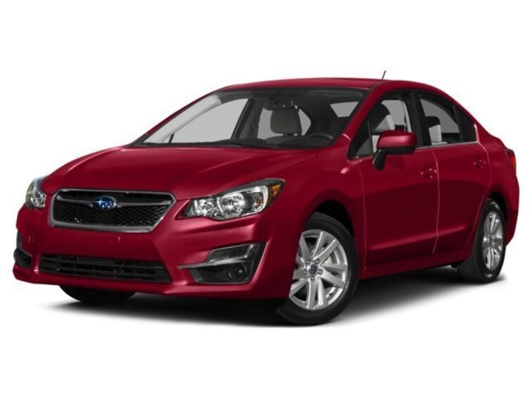Used 2016 Subaru Impreza 2.0i Premium Sedan in Bloomington