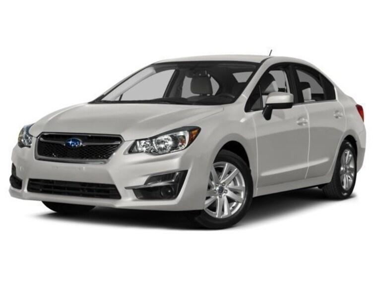 Certified Used 2016 Subaru Impreza 2.0i Premium Sedan JF1GJAF61GH009899 in Akron