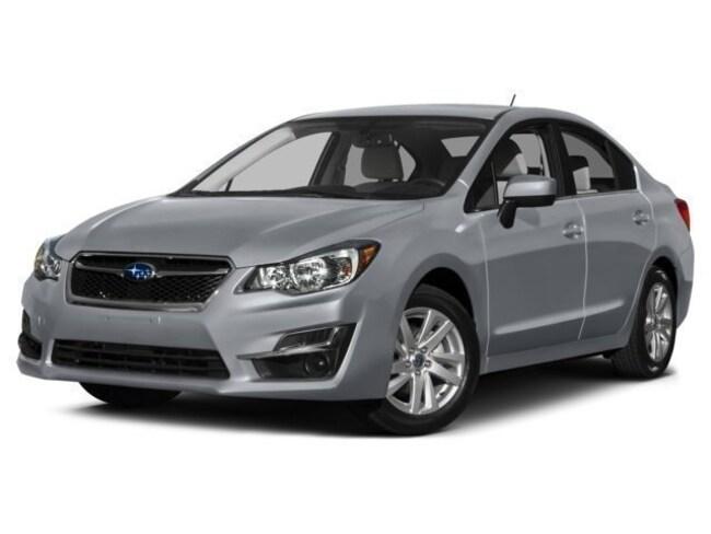 2016 Subaru Impreza Sedan Limited Sedan