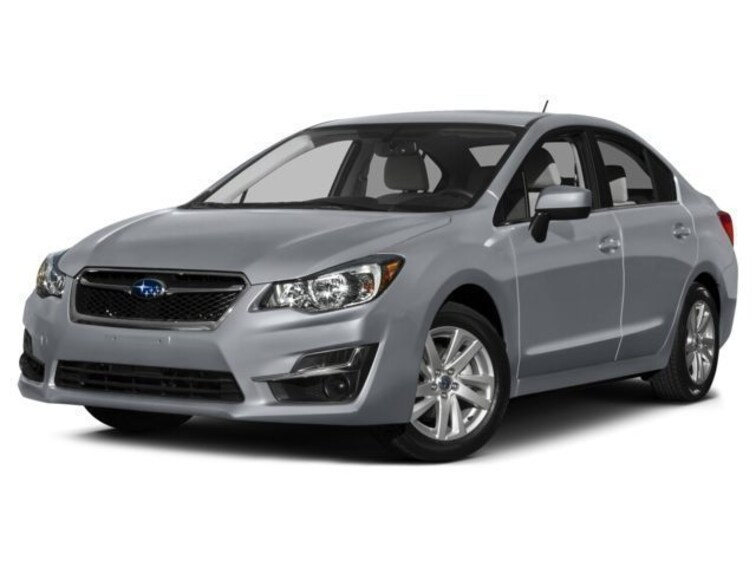 Used 2016 Subaru Impreza 2.0i Limited Sedan in Columbia, MO