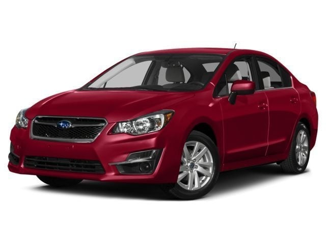 2016 Subaru Impreza 2.0i Limited 4dr Sedan