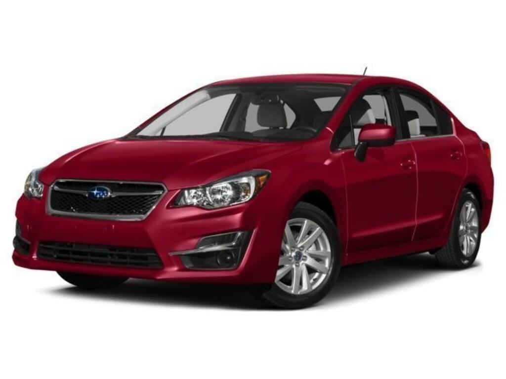 Used 2016 Subaru Impreza 2 0i Limited For Sale in Montoursville PA