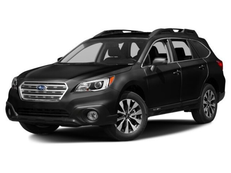 Pre-Owned 2016 Subaru Outback 2.5i Limited SUV 4S4BSANCXG3361798 in McHenry, IL