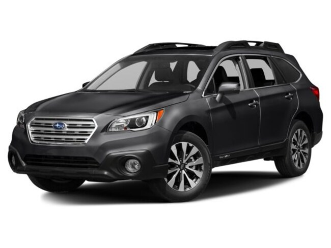 Certified Pre-Owned 2016 Subaru Outback 2.5i Limited SUV 17649A in Marysville, WA