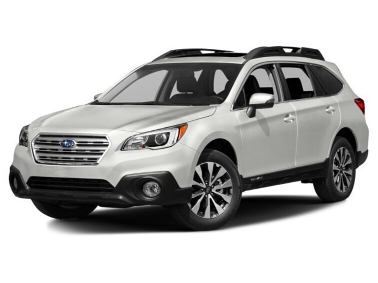 Certified Used 2016 Subaru Outback 3.6R Limited SUV In Fayetteville AR
