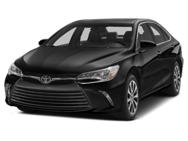 Black Toyota Camry >> Used 2016 Toyota Camry For Sale Webster Ny