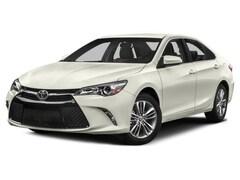 2016 Toyota Camry Special Edition Sedan
