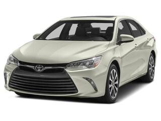 2016 Toyota Camry XLE Sedan