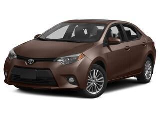 2016 Toyota Corolla LE ECO Sedan
