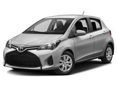 2016 Toyota Yaris L Hatchback