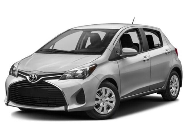 2016 Toyota Yaris 5-Door Hatchback