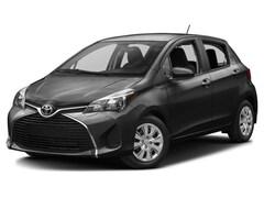 2016 Toyota Yaris L Liftback Auto L
