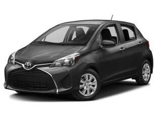 2016 Toyota Yaris L Front Wheel Drive Hatchback