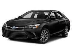Certified Pre-Owned 2016 Toyota Camry Hybrid LE Sedan 26638A for sale in Dublin, CA